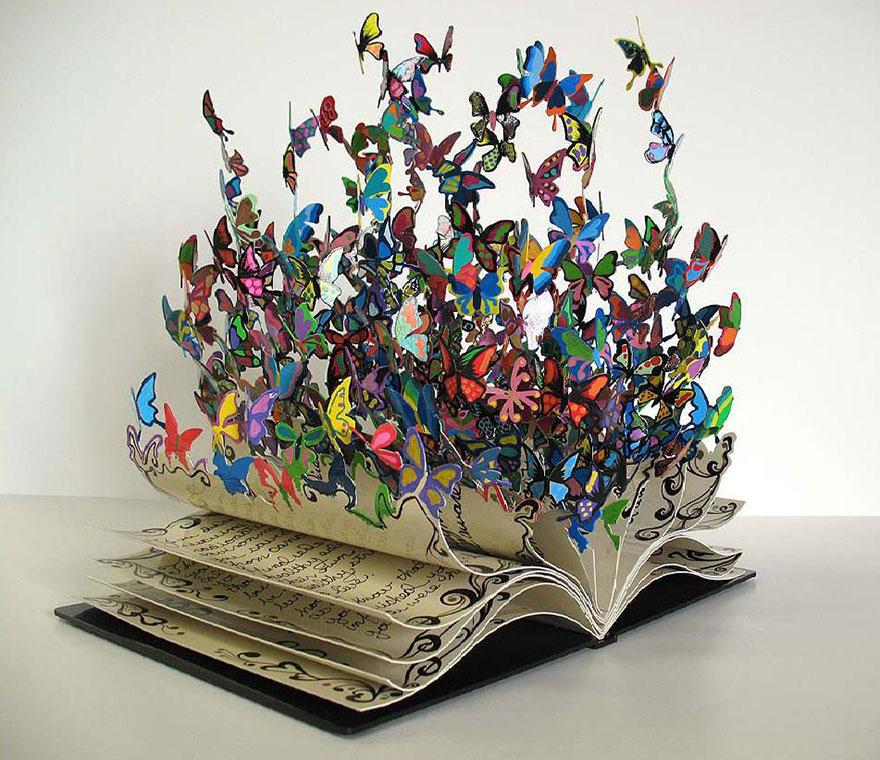 escultura15libros