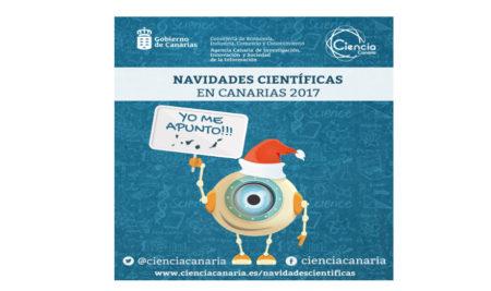 Taller Navideño ¿Ciencias en las computadoras de La Palma?