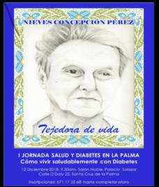 I Jornada Salud y Diabetes en La Palma