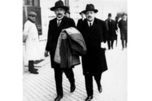 Foto B Cabrera A Einstein